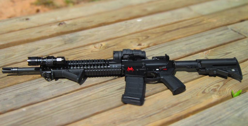 Shotgunworld.com � Post pictures of your tactical Rifle